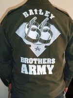 Bailey Brothers Army Shirt