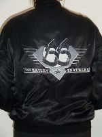 Bailey Brothers Bomber Jacket