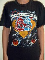 Full Colour front Bailey Brothers T Shirt