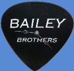 BAILEY BROTHERS WALL CLOCK